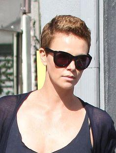 Charlize Theron #sunglasses