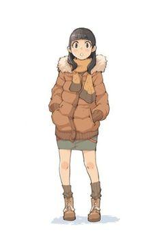 「冬服」/「エナミカツミ」のイラスト [pixiv]