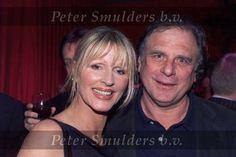 Babette en Jan Cremer photo by Peter Smulders.
