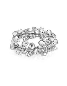 white gold ring by Orlando Orlandini