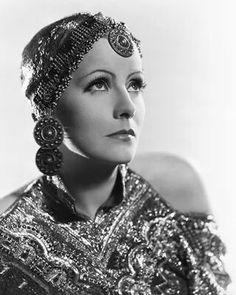 """Greta Garbo """" Mata Hari """" 1930"""