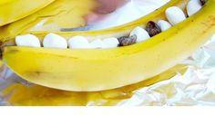 Banana S'mores