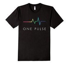 Men's One Pulse Heart Orlando Strong T-shirt Transgende L...