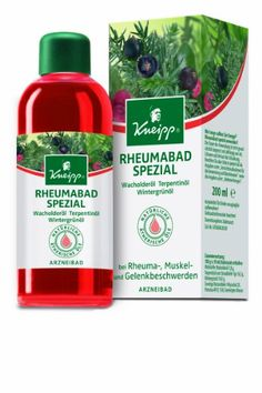 Kneipp Rheumabad Spezial, 200 ml Kneipp http://www.amazon.de/dp/B000BI69LA/ref=cm_sw_r_pi_dp_VnUivb07HF9HZ