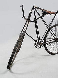 Dursley Pedersen Bicycle circa 1901. Very early & correct example