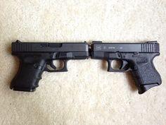 Glock G27 Glock G30-S