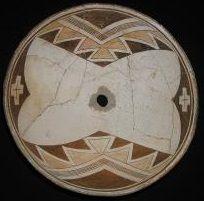 Polychrome bowl - 2