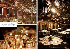 Bodas Nocturnas // Night Weddings