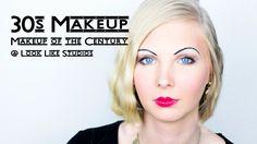 30s Makeup – Makeup of the Century
