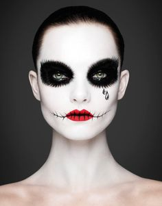The Face of Death by Rankin and Andrew Gallimore