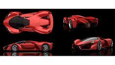 The Designer of the Ferrari F80 Concept Opens Up on His Internet Sensation [Q&A] | Automobiles