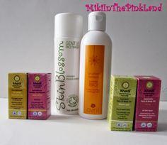 MikiInThePinkLand: Primo ordine #EcoBelli: #Khadi, #Avril, #SkinBloss...