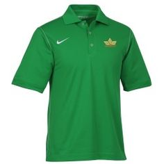 This custom polo gives you a competitive edge!