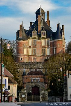 Château de Montmort (Marne)