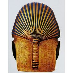 Images Egyptian Museum in Cairo Tutankhamun Gold Mask 7406 ❤ liked on Polyvore
