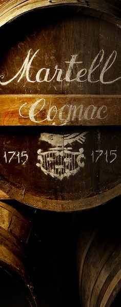 The special feature of this wood transmits its soft, well balanced aromas to the #cognac.