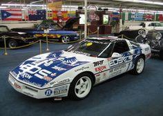 1989 Chevrolet Corvette Challenge Car
