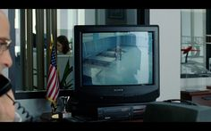 Sony TV and Videocassette Recorder – The Terminal (2004) Movie Scene