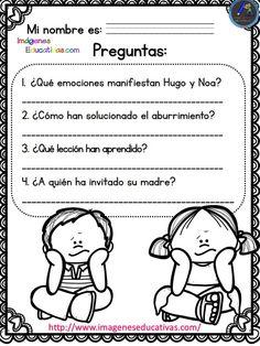 Lecturas para trabajar las emociones en primaria y primer grado - Imagenes Educativas
