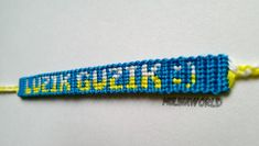 Photo by martuQ - friendship-bracelets.net