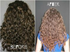 The Science of Lightening Your Hair with Natural Ingredients *What you'll need: distilled water, dark honey, a spray bottle