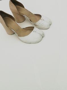 "Maison Martin Margiela. ""Tabi Shoes"". 2004."