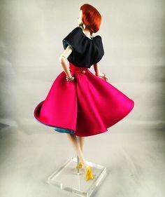 Fashion Roylty Doll, my dress creation