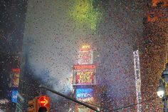 NEW YEAR'S EVE in TIMES SQUARE 2010  -   Manhattan, New York City   -    12/31/10 & 01/01/11 by asterix611, via Flickr