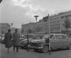 Goetheplatz   So sehr hat sich Frankfurt am Main seit 1958 verändert