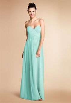 Maybe maid of honor and matron of honor dress color.