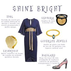 Outfit 12.24.15 - Shine bright ( anillo ring silver plata baño de oro gold plated natural blue topaz topacio azul Coderque Jewels)