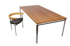 PK55 Table/Desk by Poul Kjaerholm