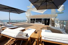 #Relax on board Seanna by Benetti's #Yacht