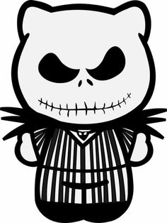 Jack..Hello Kitty style.
