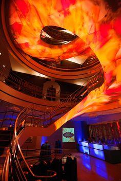Rubin Museum of Art | Inner lobby