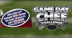 You will need to download an app from Google Play or the Apple's App Store to play the CHEVRON Game Day Challenge Instant Win Game. There are over 700 prizes and the top prize is …