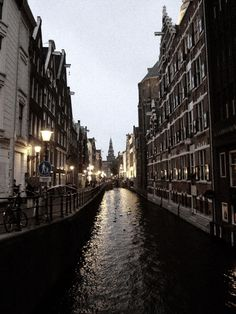 Amsterdam, The Netherlands...only spent a day here on one of those whirlwind 9 countries in 10 days kind of tours. Absolutely a place I'd like to visit again.
