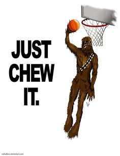 Air Time Chewbacca by ~valhallenx on deviantART