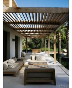 How much does a bioclimatic pergola cost?, How much does a bioclimatic pergola cost? trends Though early throughout notion, the actual pergola is encountering a bit of a modern day rebirth these. Pergola Patio, Pergola Cost, Wooden Pergola, Pergola Shade, Patio Roof, Backyard Patio, Backyard Landscaping, Gazebo, Cheap Pergola