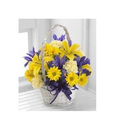 Send beautiful Easter flowers from FTD. Explore our colorful bouquets, Easter baskets, and more perfect gifts to start the Spring. Easter Flowers, Mothers Day Flowers, Spring Flowers, Send Flowers, Basket Flower Arrangements, Floral Arrangements, Ikebana, Amazing Flowers, Beautiful Flowers