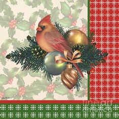 Metaverse Holly Berries 4 By Jean Plout Framed Art Christmas Bird, Christmas Clipart, Christmas Printables, Christmas Pictures, Vintage Christmas, Christmas Squares, Christmas Picks, Christmas Patterns, Christmas Ideas