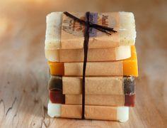 3 receitas simples de sabonetes artesanais à base de ervas ⋆ Jardim do Mundo