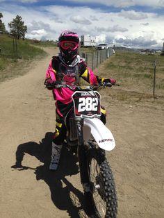 #allymahon #sponsored #racesdirtbikes #offroadvixens #girlsgetdirtytoo! www.offroadvixens.com