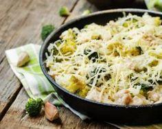 Poêlée de riz sauvage au brocoli, Comté et poulet Croq'Kilos : http://www.fourchette-et-bikini.fr/recettes/recettes-minceur/poelee-de-riz-sauvage-au-brocoli-comte-et-poulet-croqkilos.html