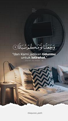 Quran Quotes Love, Arabic Quotes, Words Quotes, Qoutes, Surah Al Quran, Quran Book, Doa Islam, Islamic Quotes Wallpaper, Islamic Messages