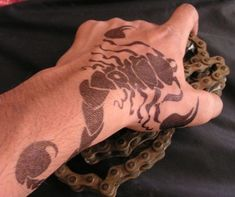 Scorpion Tattoos for Men - Ideas and Inspiration for Guys