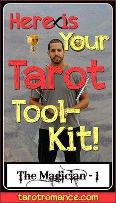Tarot tools for read