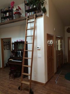 Kitchens archives diy show off diy decorating and home - 1000 Images About Library Ladders On Pinterest Ladder