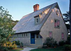 Photos of fine Cape Cod Homes - House on Pine Ridge - Cape Cod Architects