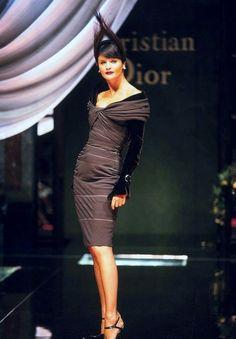 Helena - Christian Dior.  Haute Couture. F/W1995